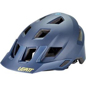 Leatt MTB All Mountain 1.0 Casco, blu